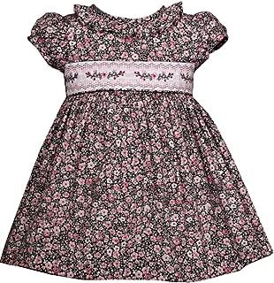 bonnie baby floral dress