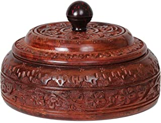 wooden masala box