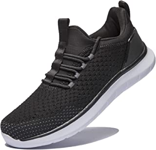 Ranberone Men's Walking Shoes Athletic Running Sneakers Casual Daily Shoes Size 7-16