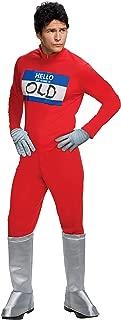 Men's Zoolander 2 Derek Zoolander's Hello My Name Is Costume