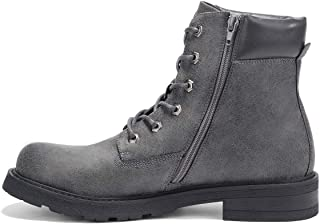 Best mens grey military boots Reviews