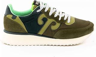 WUSHU RUYI Luxury Fashion Mens MASTERM57 Green Sneakers   Spring Summer 20