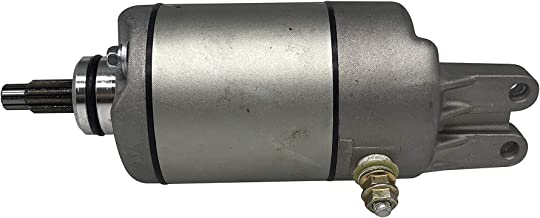 SHUmandala Starter Motor 18609 Replace for Honda Trx400 Trx450 Trx500 Fourtrax Foreman 4X4/31200-Hm7-003 31200-Hm7-A41