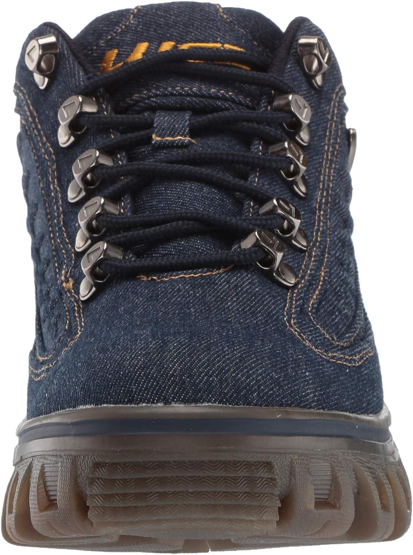 Lugz Mens Dot.com 2.0 Denim Sneaker