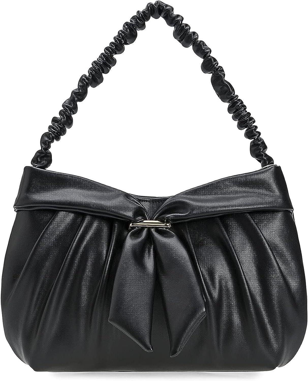 Charming Tailor Elegant Rushed PU Max 50% OFF Small for shopping Women Evenin Handbag