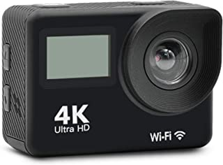 xiaoxioaguo Dual-Screen Sports Camera 4K HD Outdoor Diving Sports DV Digital Camera Camera All-in-one