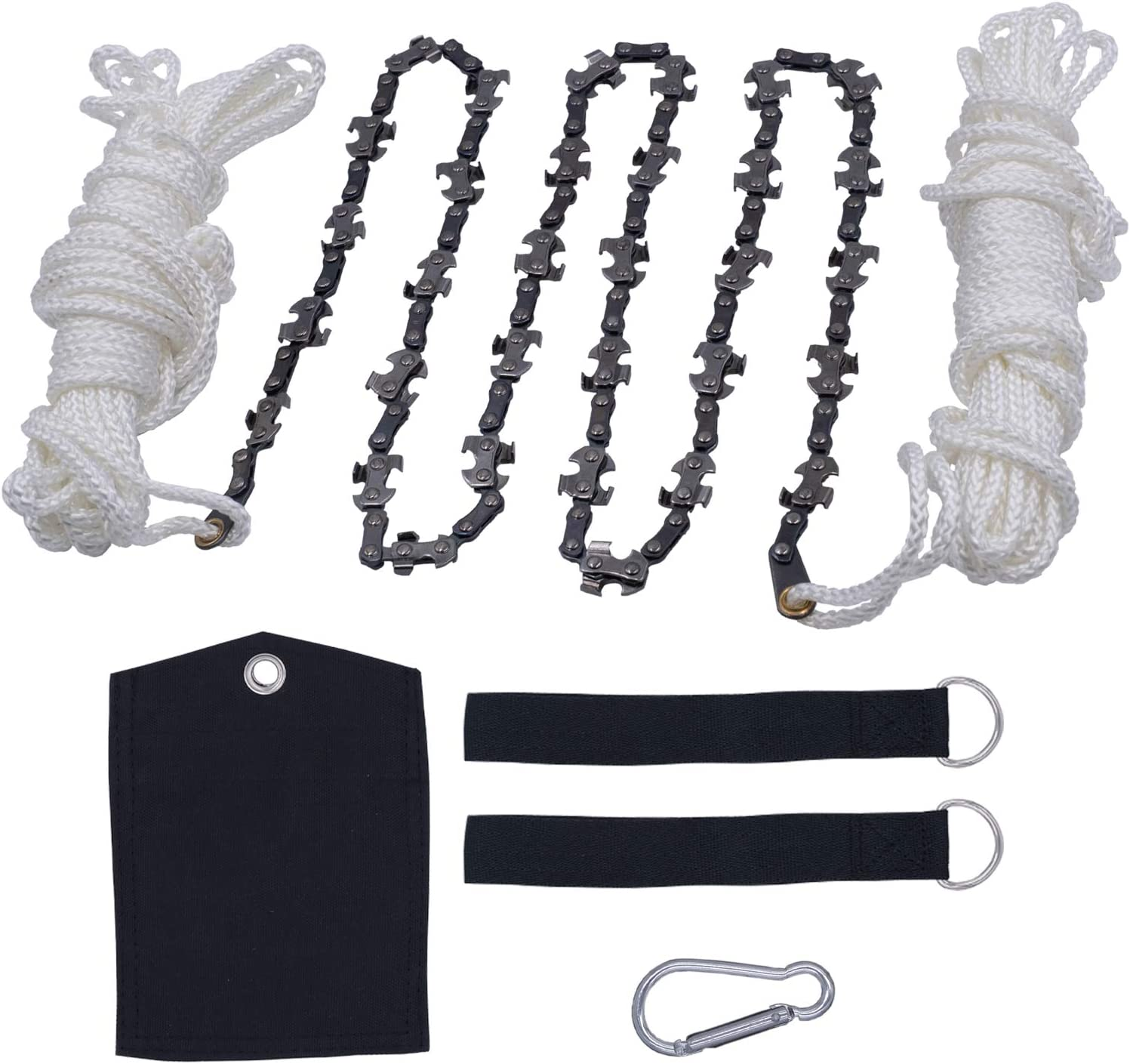 Gifts BushWalk 48 Inch High Reach Tree Limb 6 with Rope Chain Hand Saw Large special price