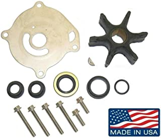 Johnson Evinrude 85 115 135 Hp '73-77 Water Pump Impeller Kit rpl 386124 18-3384 Please Read Product Description for Exact Applications
