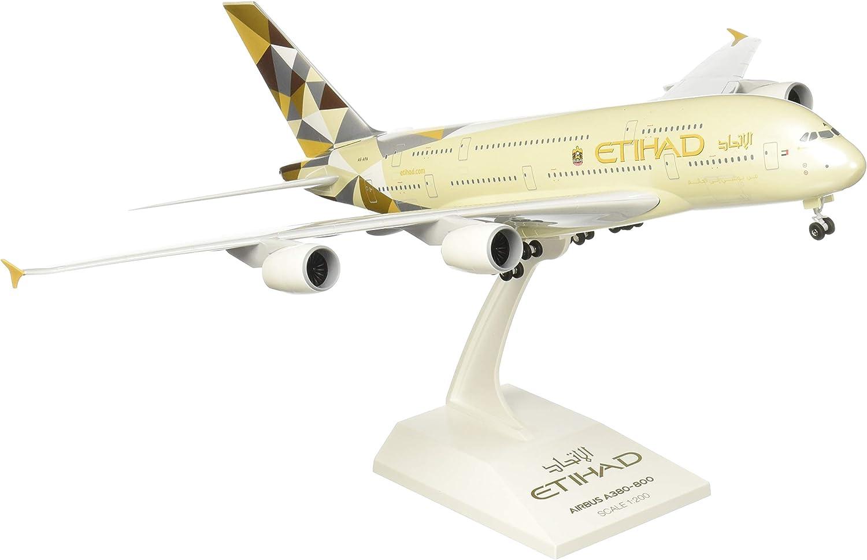 Daron Worldwide Trading Skymarks Etihad A380 1 200 W Gear Vehicle