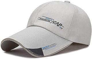 142ec017e76 2019 New Men s Spring Outdoor Visor Cap Summer Casual Baseball caps Sun  Protection Sun hat Middle