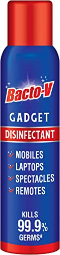 Bacto V Gadget Disinfectant Spray with 99 7 Alcohol No Water 100ml 78 6g