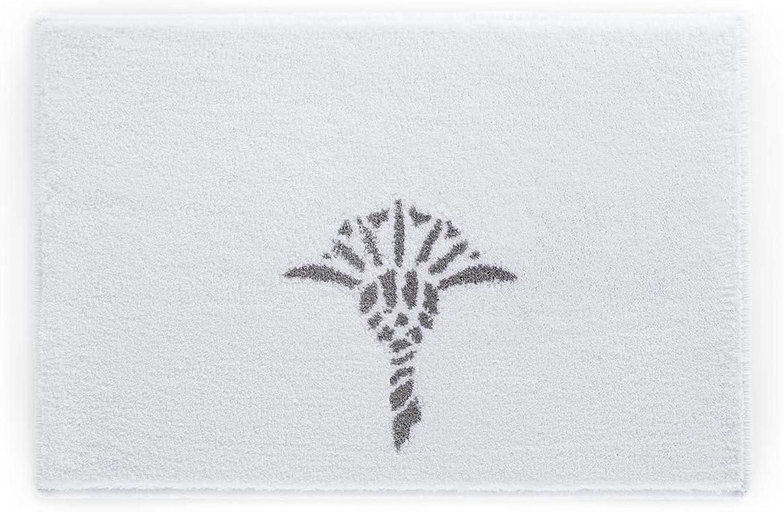 Joop  Badteppich Cornflower Weiss 50x60 50x60 50x60 cm B0711RLDHS dbbbc8