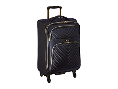 Kenneth Cole Reaction Chelsea Two-Piece Set (20 Carry-On Laptop Tote) (Navy Chevron) Luggage