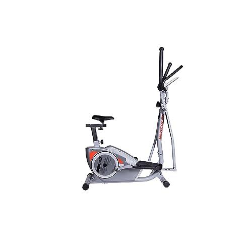 Hercules Fitness EL10 Elliptical Trainer, Silver/Grey 2015