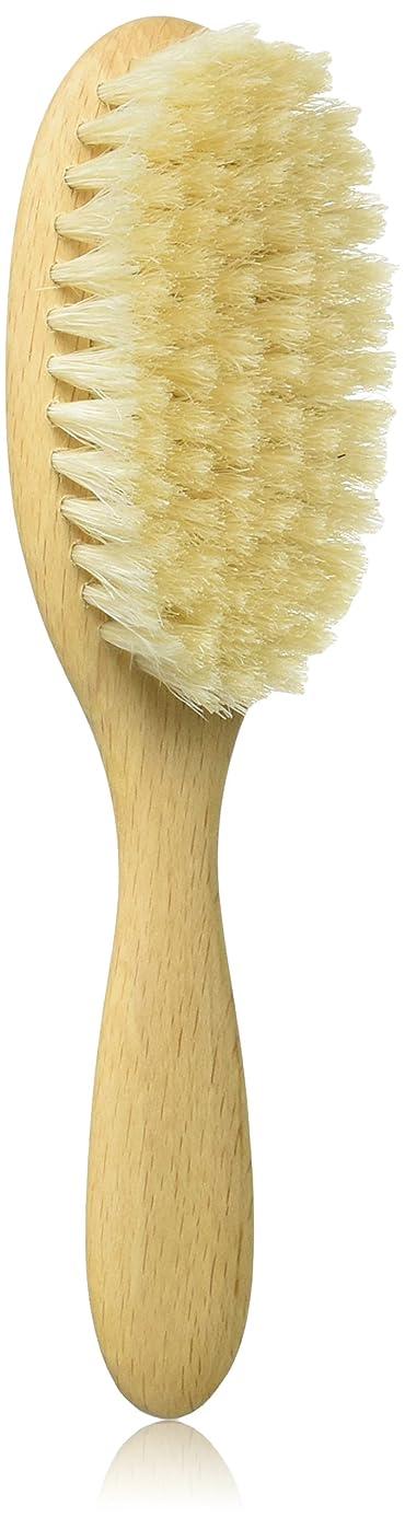 正確ところで飽和するRedecker レデッカー 天然素材の子供用ヘアーブラシ(豚毛)