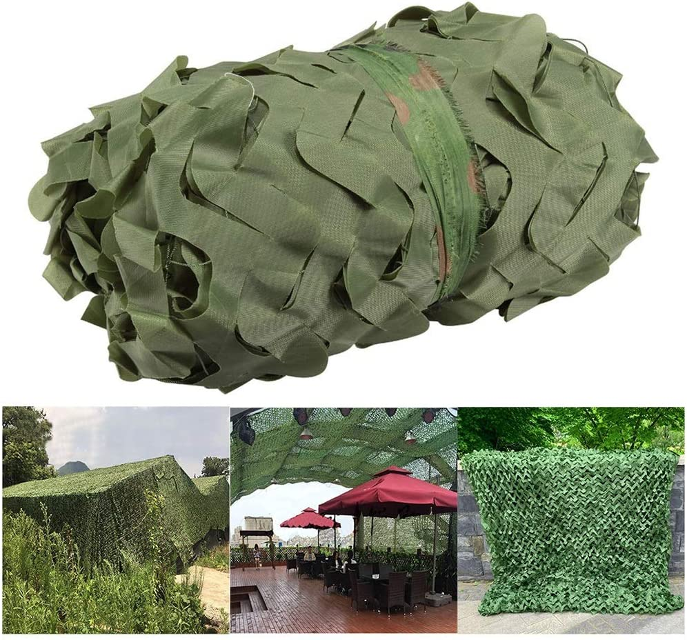Miami Mall FKDENET Camouflage Netting Camo Net Military Sunsh Max 86% OFF for with Mesh