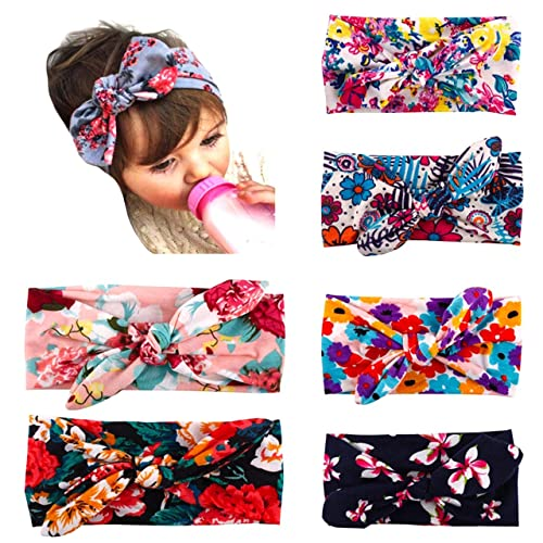 Cute Kids Baby Girls Toddler Rabbit Bow Hair Band Headwear Headband Accessories
