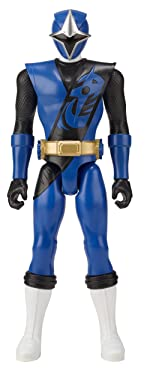 Power Rangers Ninja Steel 12-Inch Blue Ranger Figure