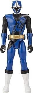 Power Rangers Super Ninja Steel 12-inch Action Figure, Blue Ranger