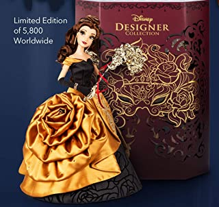 LE Belle Midnight Masquerade Disney Designer Doll Limited Edition 5800