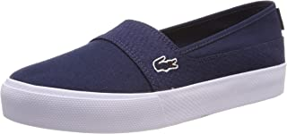 Lacoste Marice Plus Grand Womens Sneakers Blue