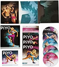 Chalene Johnson's PiYo Base Kit 5 DVDs Weight Loss Exercise Video Course & Fitness Guide