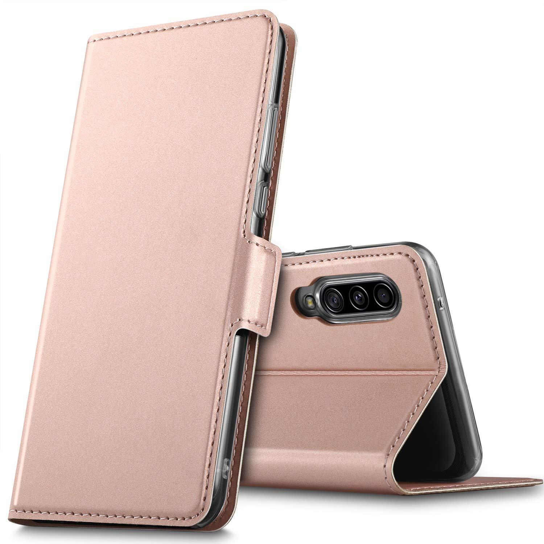 GEEMAI Diseño para Nokia 2.3 Protectora Funda,con Soporte Plegable Apto para Nokia 2.3 Smartphone.(Oro Rosa): Amazon.es: Electrónica