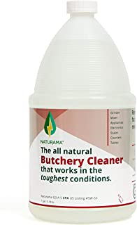 Naturama, All Natural Butchery Cleaner, Butchery Supplies, Home Butchering Supplies, Meat Processing Supplies Eco-Friendly...