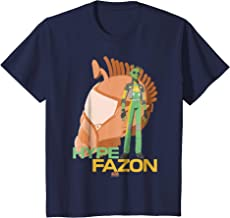 Kids Star Wars Resistance Hype Fazon Intoduction Graphic T-Shirt