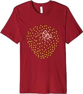 Juicy Red Strawberry Fruit Halloween Costume Premium T-Shirt