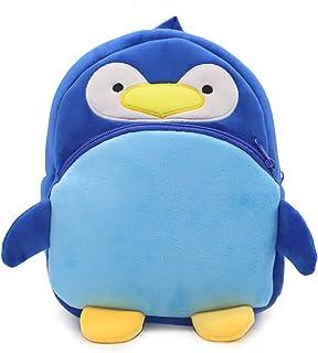 WSLCN Mini Backpack Kids Cute Shoulder Bag Toddler Penguin