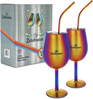 Best stainless steel wine glass set Reviews