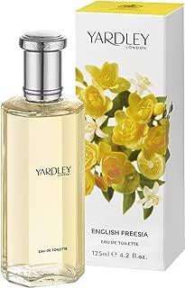 Yardley of London English Freesia 3.3 oz Eau de Toilette Spray