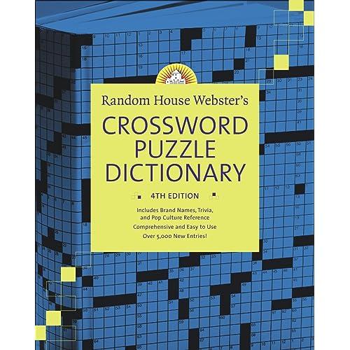 Crossword Puzzle Books Random House: Amazon com