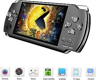 AdesireFun Handheld Game Console,4.3 Inch 4000 Classic Retro Portable Video Game Console