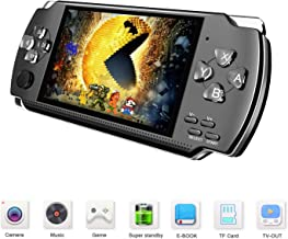 AdesireFun Handheld Game Console,4.3 Inch 4000 Classic Retro Portable Video Game Console