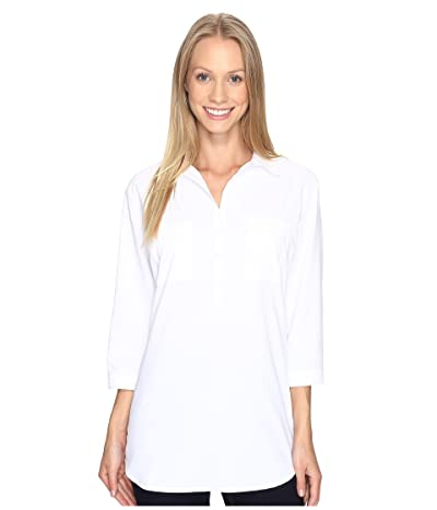 Royal Robbins Expedition Chill Stretch Tunic (White) Women
