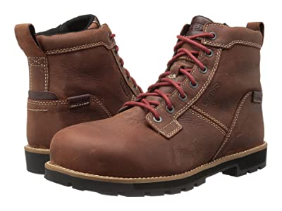 Keen Utility Seattle 6 AT Waterproof (Gingerbread/Brick Red) Men