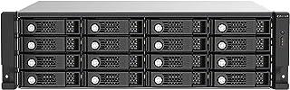 QNAP TL-R1620Sep-RP 16 Bay Rackmount NAS Expansion - Enterprise-Grade SAS 12Gb/s Storage Expansion