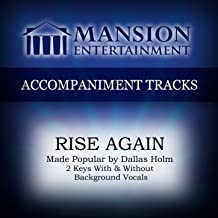 rise again accompaniment track