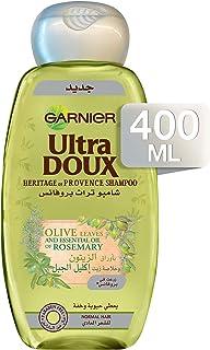Garnier Ultra Doux Provence Olive & Rosemary Shampoo, 400 ml