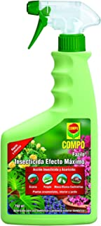 Compo Fazilo Efecto Óptimo, Acción insecticida y acaricida, Plantas Ornamentales, de Interior y...