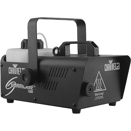 CHAUVET DJ H1200 Compact and Lightweight Fog Machine w/Timer Remote , BLACK