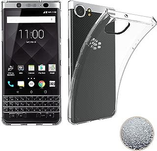 BlackBerry Keyone Case, K-Xiang [Shock Absorption] [New Creative Design] Ultra Clear Soft Silicone TPU Transparent Scratch-Proof Bumper Cases for BlackBerry Keyone/Mercury/DTEK70 (4.5