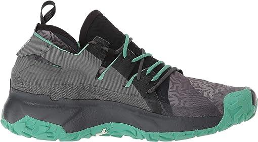 Carbon/Jade Green