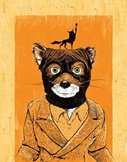 Fantastic Mr Fox's Fox Yeah Gift Poster for Fan - Poster Home Art Wall Posters - No Frame (16