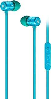 ttec EchoPro In-Ear hörlurar med fjärrkontroll, turkos