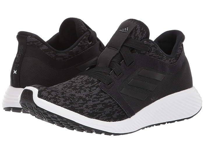 adidas Running  Edge Lux 3 W (Black/Black/Carbon) Womens Running Shoes