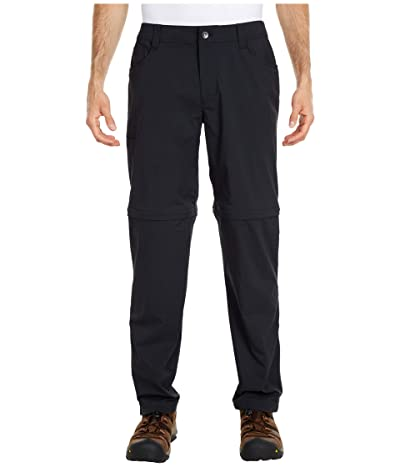 Marmot Transcend Convertible Pants (Black) Men