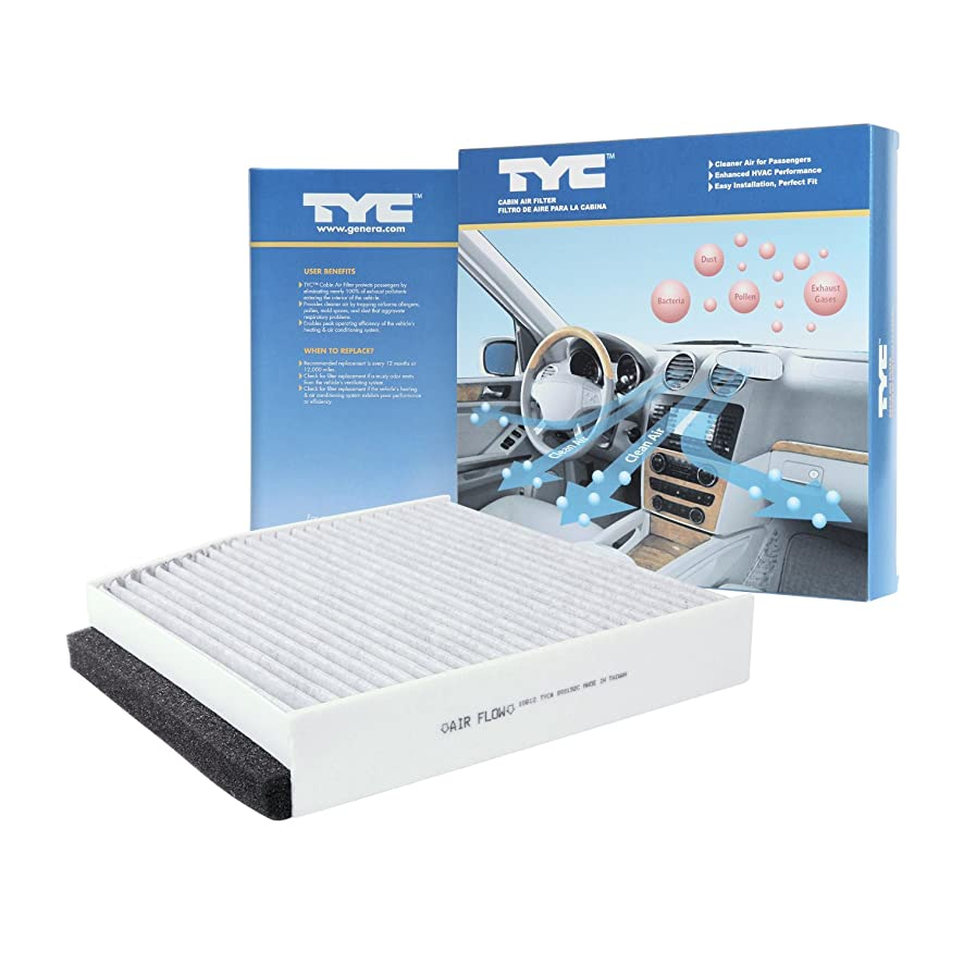 TYC 800192C Replacement Cabin Air Filter (MERCEDES-BENZ)